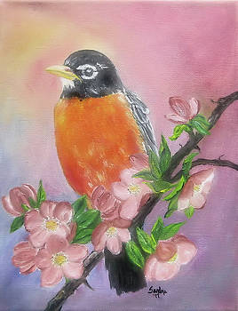 Spring is Here by Sandra Maddox