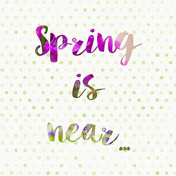 Sophie McAulay - Spring is near concept background
