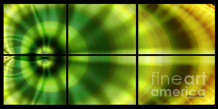 Corey Ford - Spring Leaf Tiled