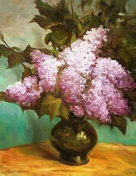 Spring Lilacs by Michael Chesnakov