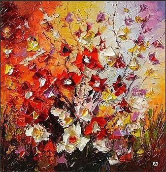 Spring Love by Rumen Dragiev