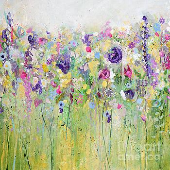 Spring Meadow II by Tracy-Ann Marrison