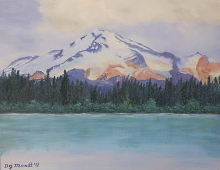 Spring Mountain by Dorothy Merritt