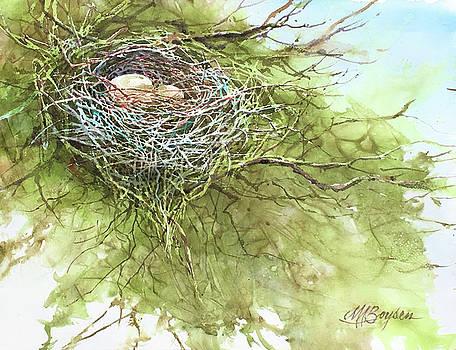 Spring Omelet by Maryann Boysen