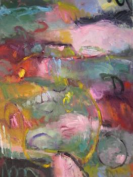 Spring Pond by Susan Jenkins