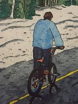 Spring Ride by Shane Hurd
