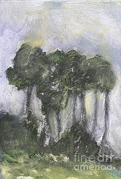 Spring Series 2017 Trees by Joe Leahy