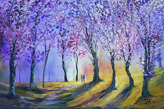 Spring Shadows  by Tim Ford