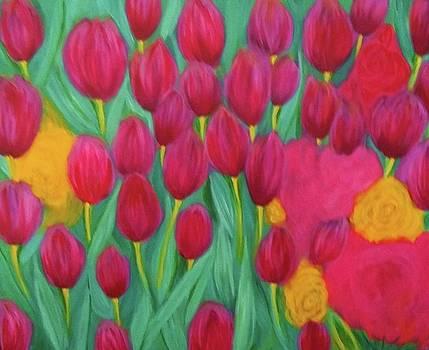 Spring by Soheila Madani