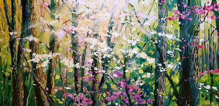 Spring Song by David Lobenberg