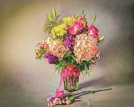 Spring Still Life by Jerri Moon Cantone
