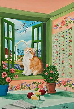 Charlotte Blanchard - Spring Through My Window