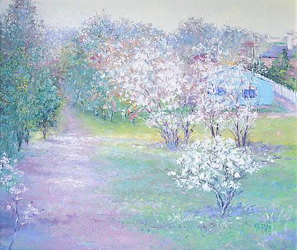 Jan Matson - Spring Time