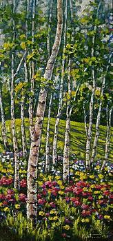 Spring Time by Mirjana Gotovac