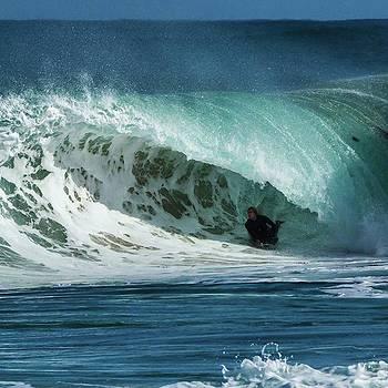Spring Time! #spring #september #waves by Mik Rowlands