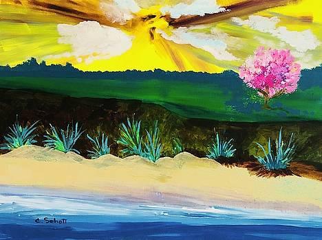 Spring Trip In Delaware by Christina Schott