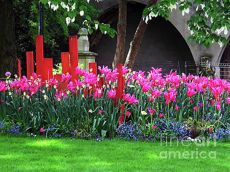 Spring Tulips - Orleans by Rick Locke