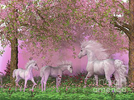 Corey Ford - Spring Unicorns