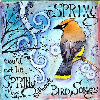 Spring by Vickie Hallmark