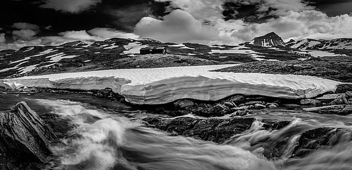 Spring waters by Dmytro Korol