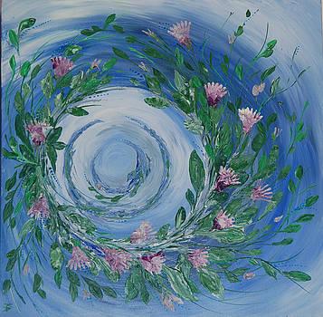 Spring wind by Katerina Atapina