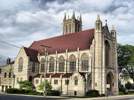 Springfield Church by Scott Childress