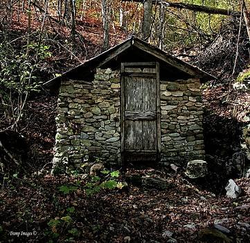 Springhouse by Wesley Nesbitt