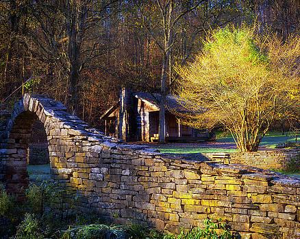 Springmill Dawn by Timothy Bonesho