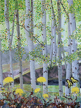 Stanza Widen - Springtime Aspens