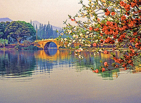 Dennis Cox ChinaStock - Springtime at West Lake
