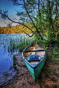 Debra and Dave Vanderlaan - Springtime Canoe