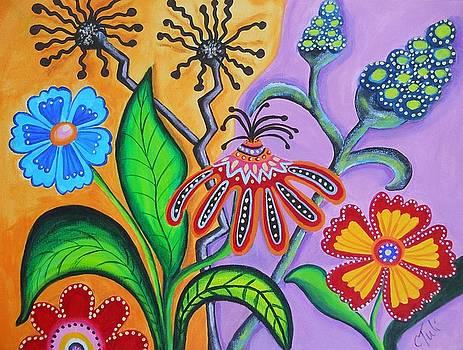 Springtime by Claudia Tuli