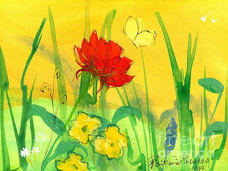 Springtime Hope by Robin Maria Pedrero