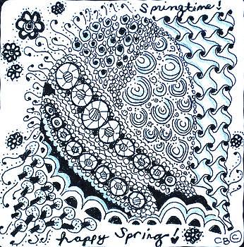 Springtime by Carole Brecht