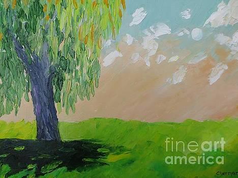Springtime Willow by Stella Sherman