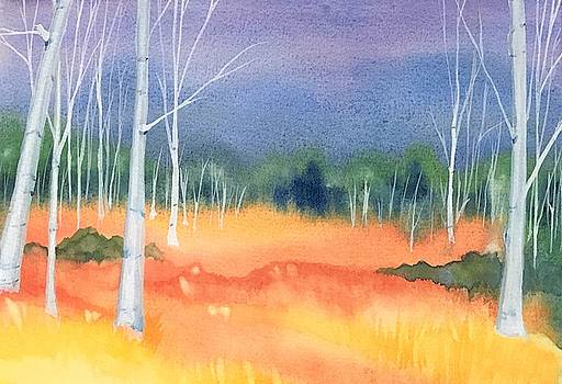 Sprited Forest by Naomi Wilsey