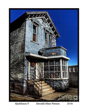 Spukhaus V by Donald Yenson