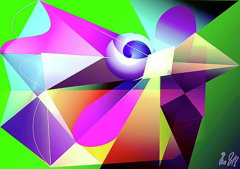 Spybird by Helmut Rottler