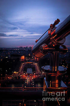 Spyglass Over Paris by Marina McLain