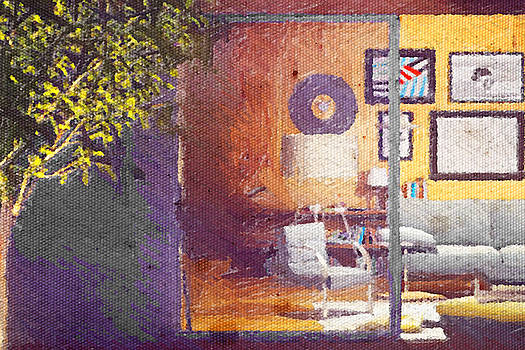 Spying your Room by Andrea Barbieri
