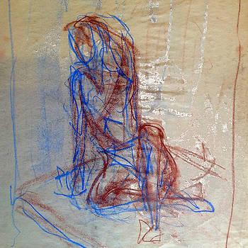 Sq nude 1 by Anne Winkler