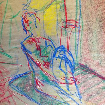 Sq nude 3 by Anne Winkler