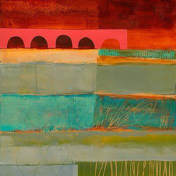 Square Stripes by Jane Davies