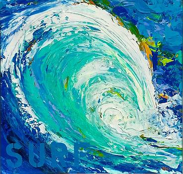 Square Surf by John Ellis
