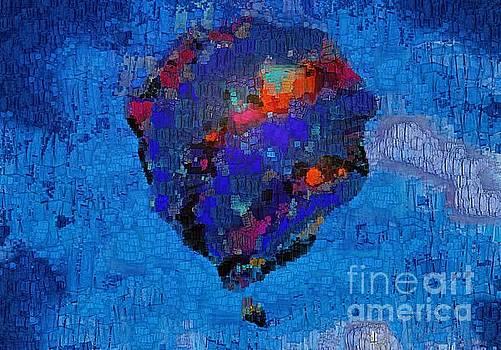 Squared Balloon by John Kolenberg