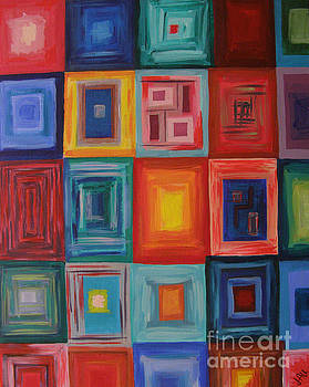 Squares by Julia Underwood