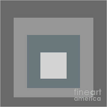 Squares_I_Grey by Peter  Schoenbohm