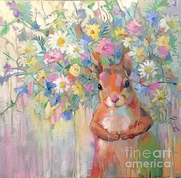 Kimberly Santini - Squirreley