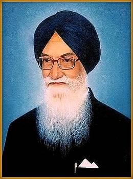 Sri Surjit Singh Barnala, former Governor of Tamil Nadu by Prasanna  Kumar