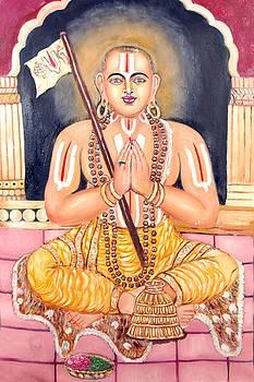 Srimadh Ramanujar by Sankaranarayanan